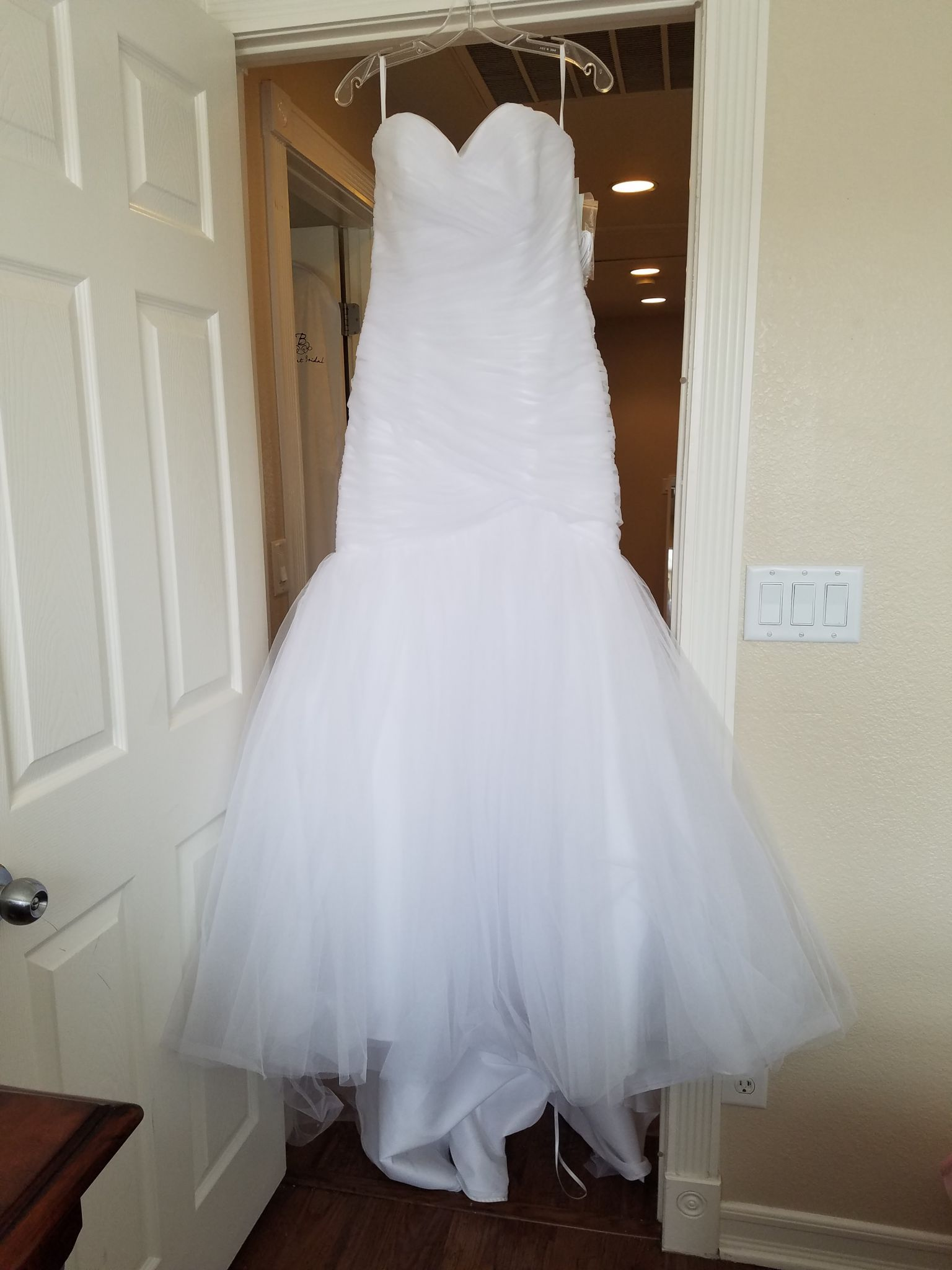 Mori Lee 5108, $795 Size: 14 | Sample Wedding Dresses | Mori lee ...