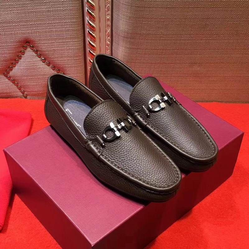 Ferragamo Driver Loafer | Dress shoes