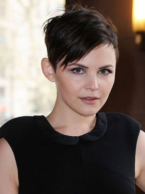 Pixie Cut Unstyled