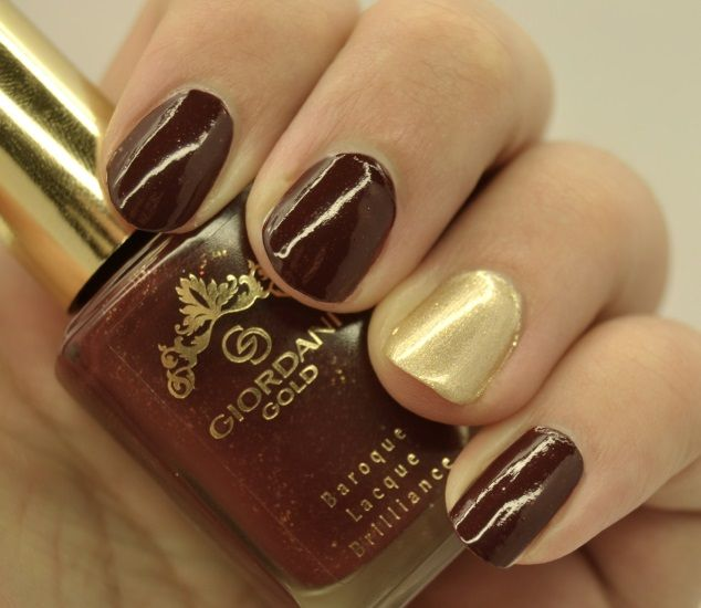 oriflame gg baroque grand red