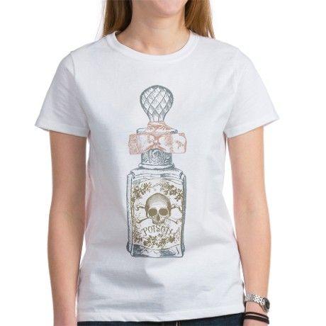 Pretty Pastel Poison Bottle T-shirt
