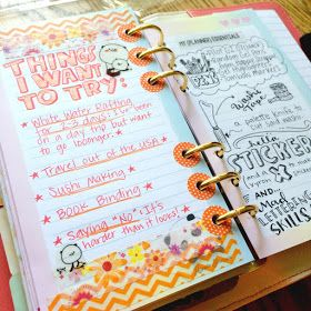 Happiness is Scrappy: Utilizing Happie Scrappie Planner Kit on Erin Condren Life Planner