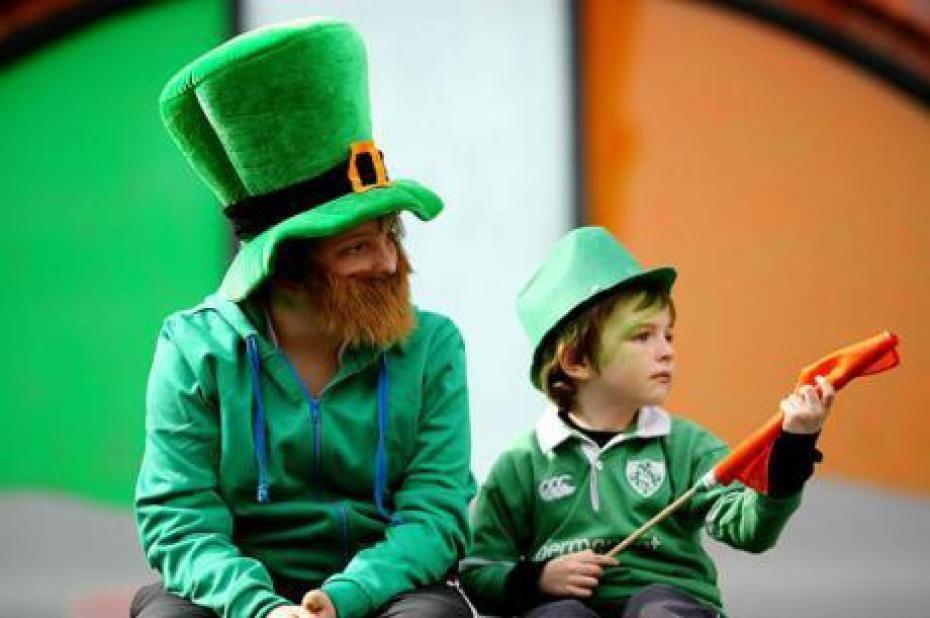 Vive la Saint-Patrick !