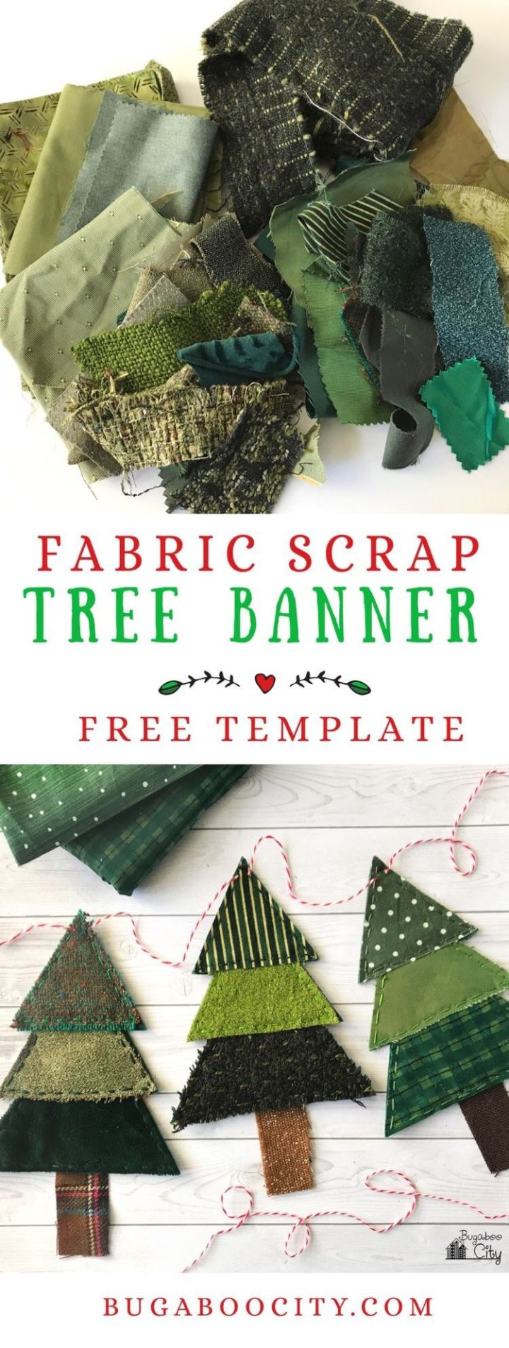 24 Creative Christmas Fabric Crafts -   16 holiday Hacks diy crafts ideas