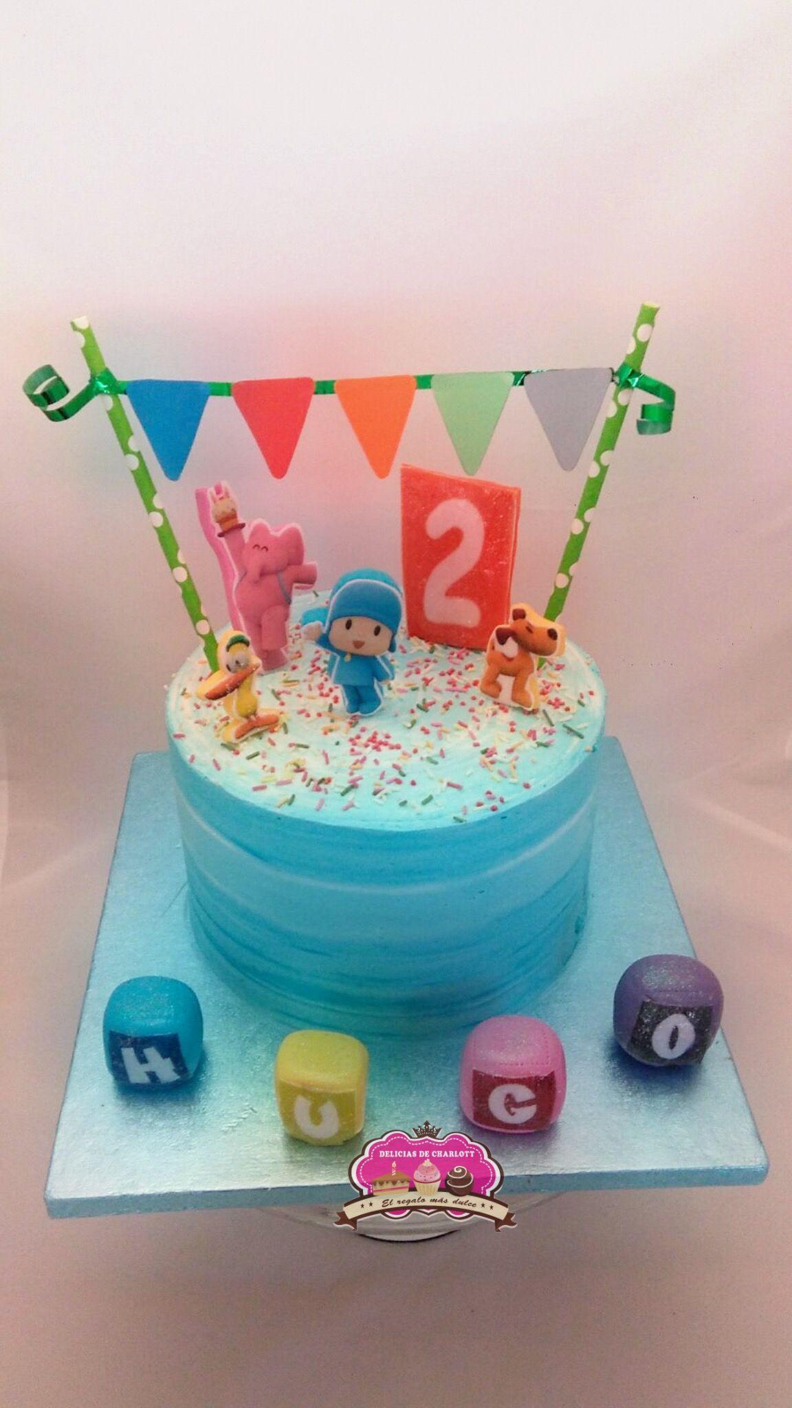 Pocoyo Cake tarta de pocoyo tarta infantil decoracin Pocoyo www