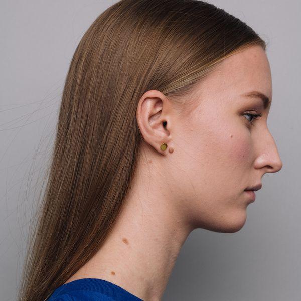 Photo of fejn jewelry Ohrstecker 'Shiny Disc'