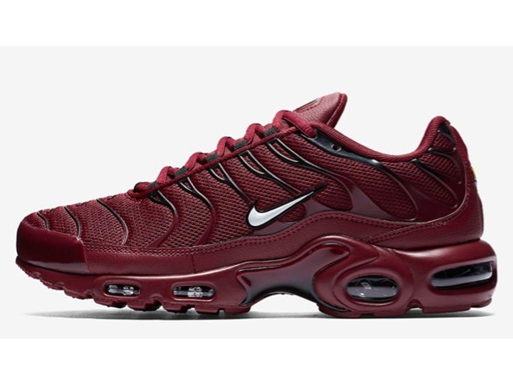 grand choix de 32b62 7db68 Nike Air Max Plus Chaussures de Sports Nike Pas Cher Pour ...