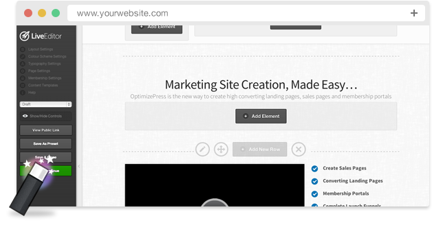 OptimizePress WordPress Themes: Create Landing Pages, Sales Pages ...