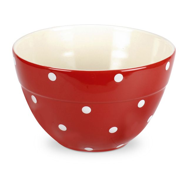 Spode Baking Days Pudding Bowl Red at Ocado | crockery | Pinterest ...