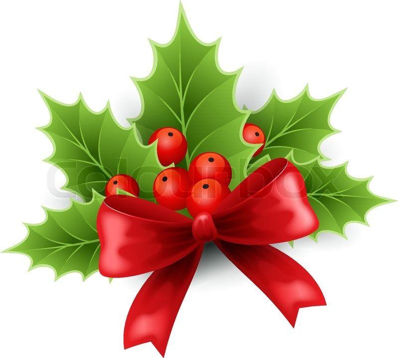 Sprig Of Holly And Berries Google Zoeken Christmas Holly Decorations Christmas Holly Christmas Tree Clipart