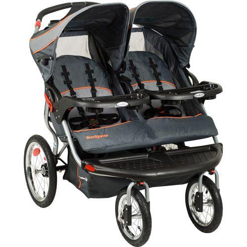 45++ Double jogging stroller walmart info