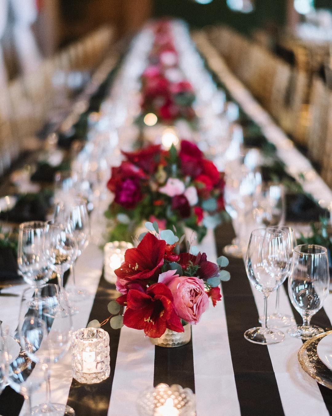 45 Ways To Dress Up Your Wedding Reception Tables - wedding table ,wedding decorations #weddingtable
