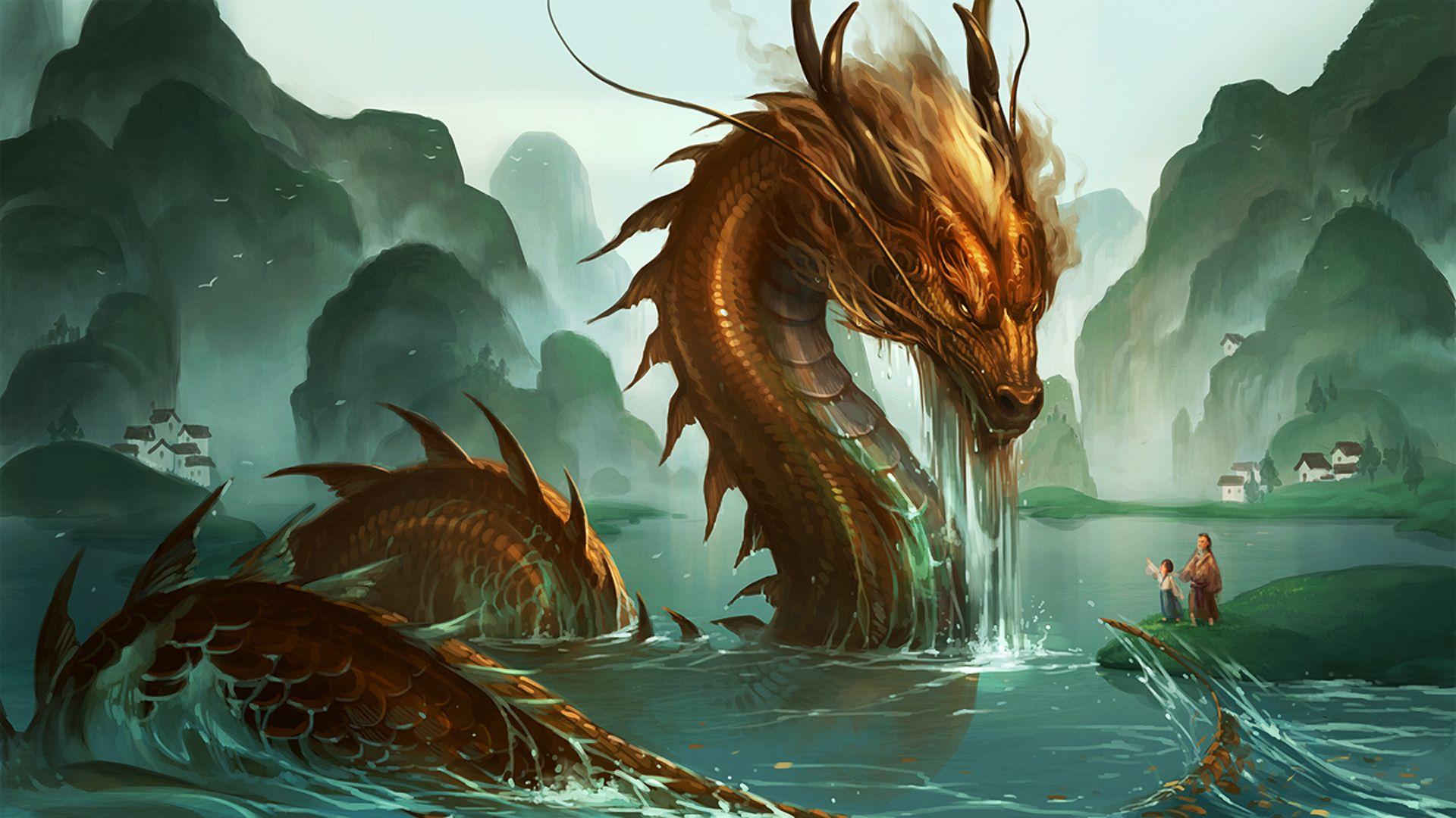 Dragon Wallpaper Background Nk Best Negro