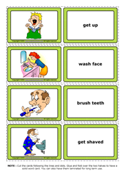how to brush your teeth instructions ks1