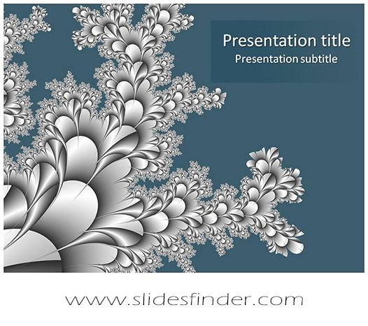 Create Effective Blue Abstract Ppt Presentation With Our Free