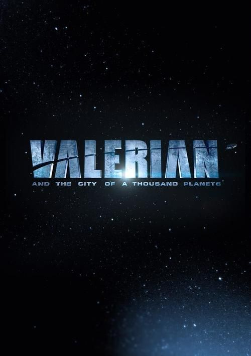 Valerian and the City of a Thousand Planets (2017) Full Movie Streaming HD