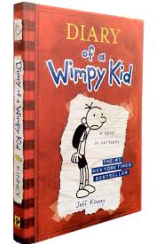 Diary of a wimpy kid is a satirical realistic fiction novel by jeff diary of a wimpy kid by jeff kinney these books really are funny if you remind kids that they should not act like the characters solutioingenieria Images