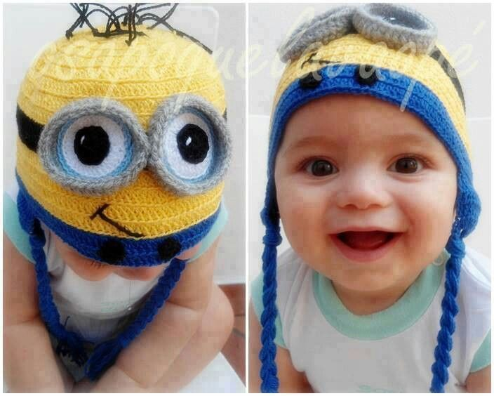 Emilies baby hat for her kid lol