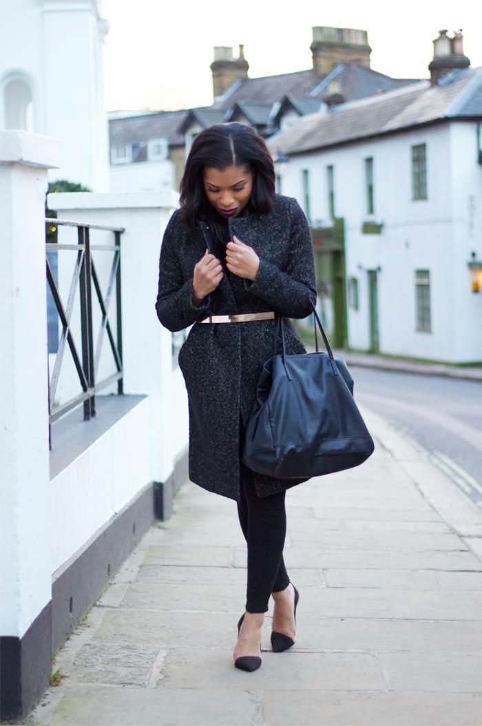 10 ravissantes blogueuses mode noires à suivre en 2014 ...