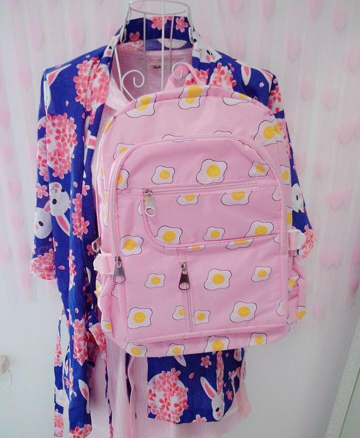 Harajuku poached Backpack · Harajuku fashion · Online Store Powered by Storenvy