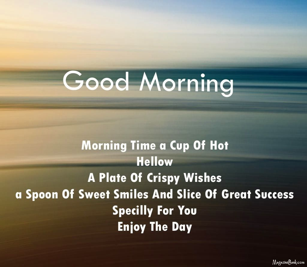 Morning Quotes Nice Good Morning Quotes For Someone Special Check More At Http .