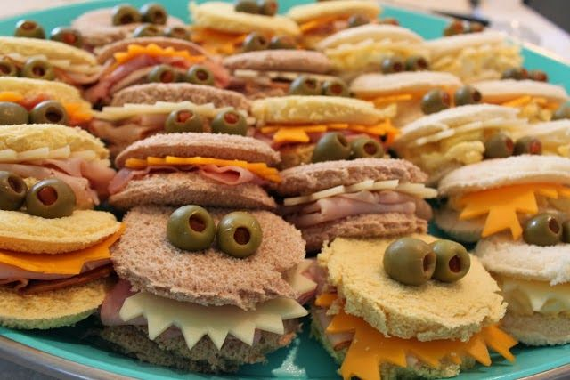 Healthy Halloween Food Ideas Halloween foods, Food ideas and Food - halloween treat ideas for toddlers