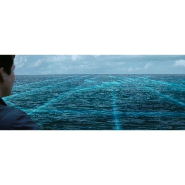 A Closer Look at Trailer 2.0 (Part 1) Percy Jackson Movies ❤ liked on Polyvore featuring home, home decor and movie home decor