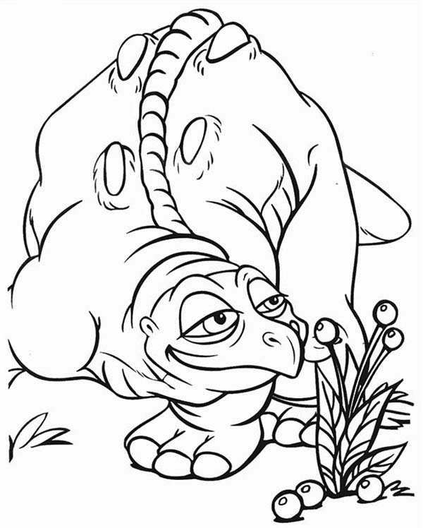 Cera Father Land Before Time Family Coloring Page Download Print Online Coloring Pages For Free In 2020 Family Coloring Pages Fruit Coloring Pages Coloring Pages