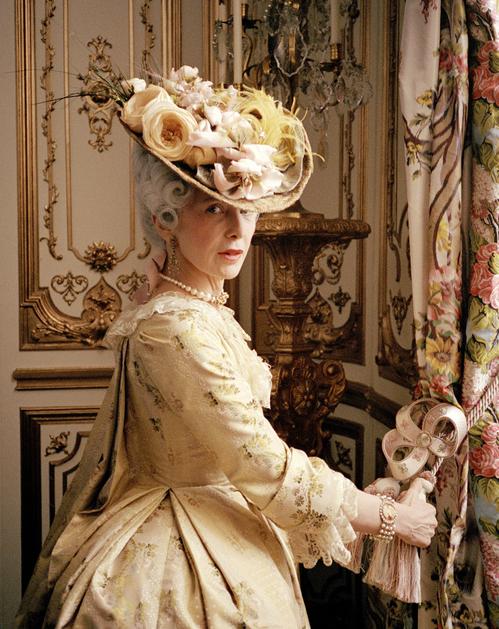 """queenantoinetteoffrance: """" Aurore Clément as Duchesse de Char in ..."""