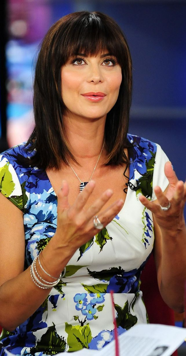catherine #bell | actresses | catherine bell, long bob with