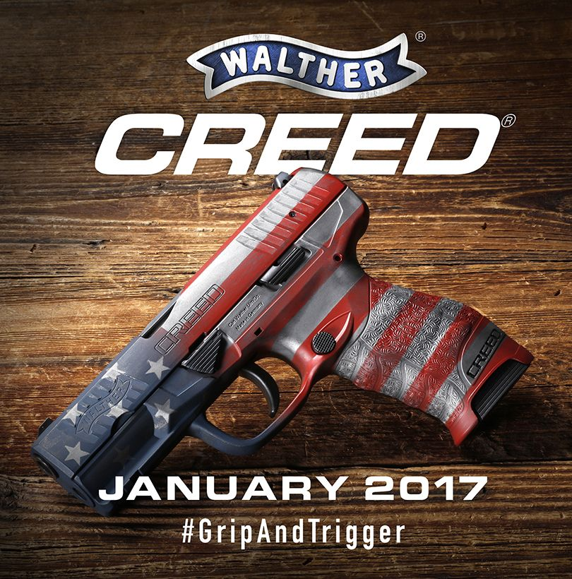 WALTHER CREED GIVEAWAY! YEAR OF THE CREED - JANUARY | guns