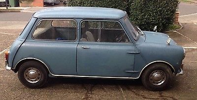 EBay 1960 Morris Mini Minor Mk1 RARE Classic Austin Cooper S Gt Barn Find