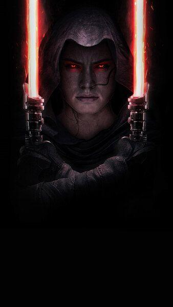 Rey Darks Side Lightsaber Star Wars The Rise of Skywalker