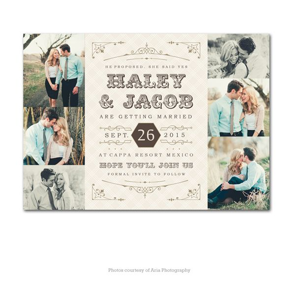 Save The Date Cards | Product categories | | Page 2 | Engagement ...