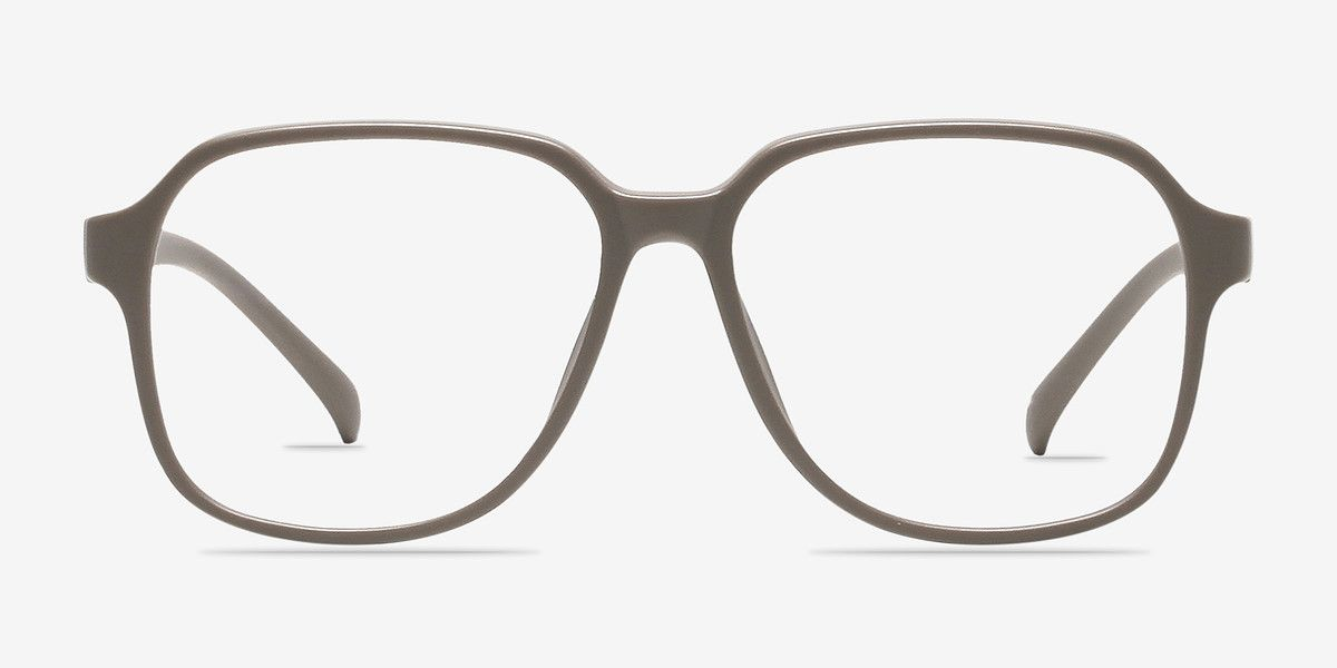 ab1ce3a15e Chuckie Matte Gray Plastic Eyeglasses from EyeBuyDirect. Discover  exceptional style