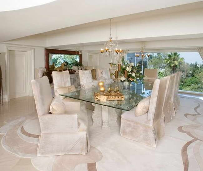 Glass Dining Room Sets Glass Dining Room Sets 1000 Ideas