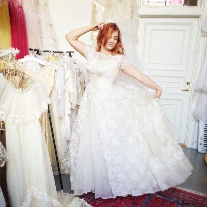 ef7387c70b8e nytt i samlingen. - Elsa Billgren | Style | Bröllopsklänning, Vackra ...