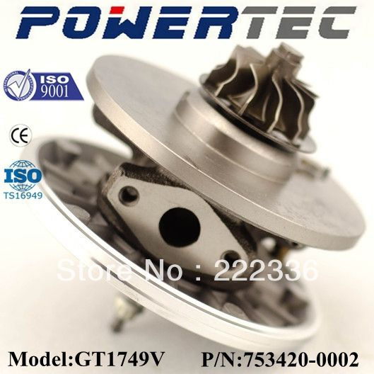 Turbocharger / CHRA  GT1544V 753420-5005S 11657804903 turbo cartridge 753420 FOR BMW Mini Cooper W16 80Hp $114.70
