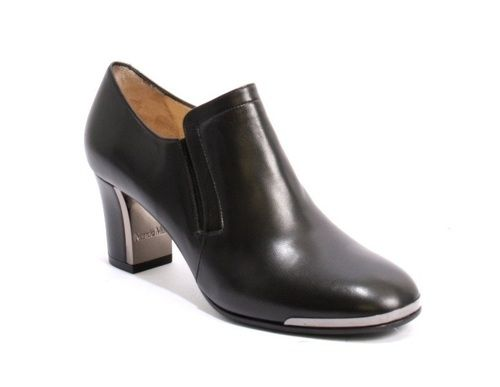Leather Round Toe Booties Shoes 20% OFF- Code PINTEREST20
