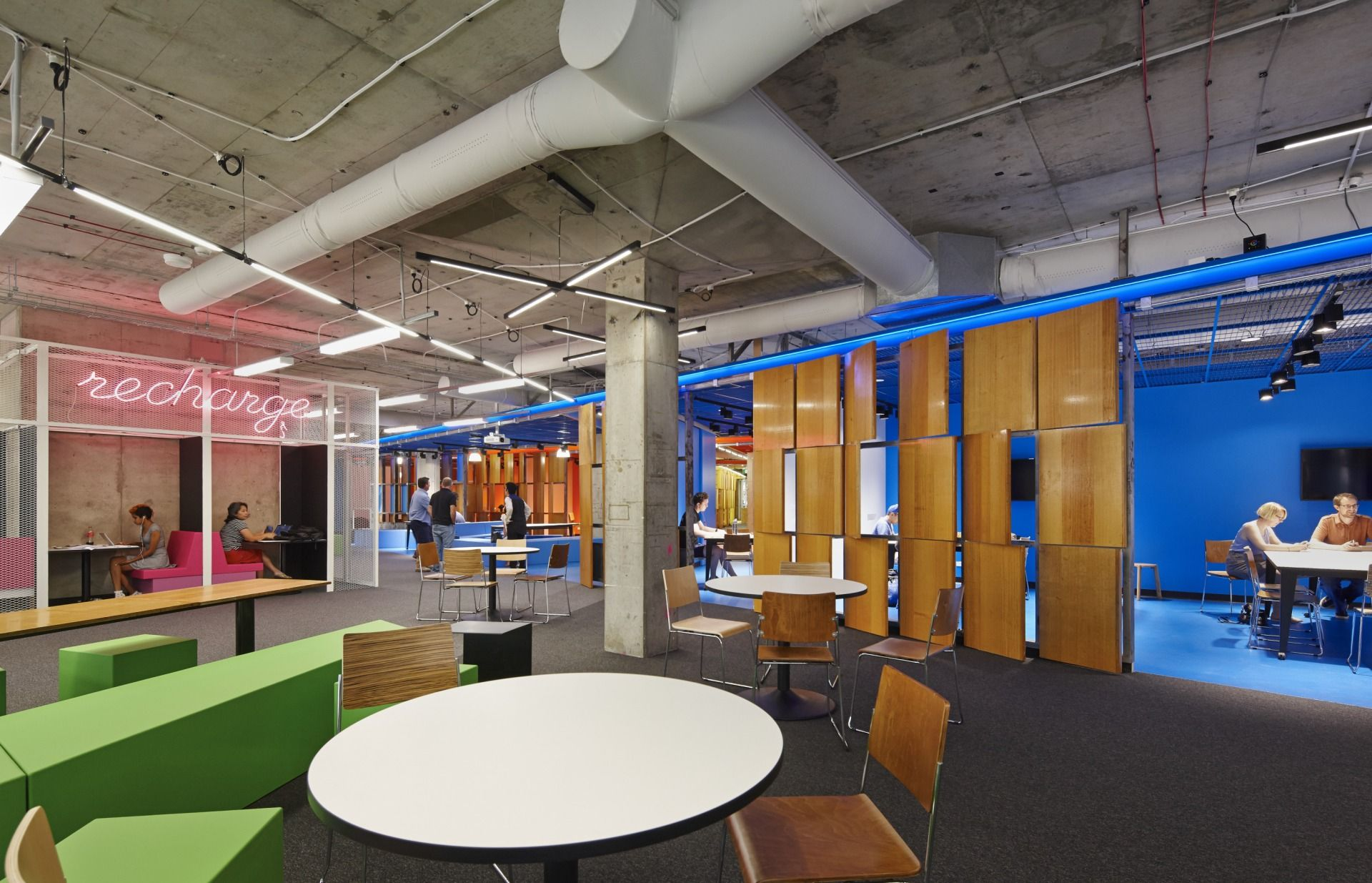 Macquarie University Spatial Experience