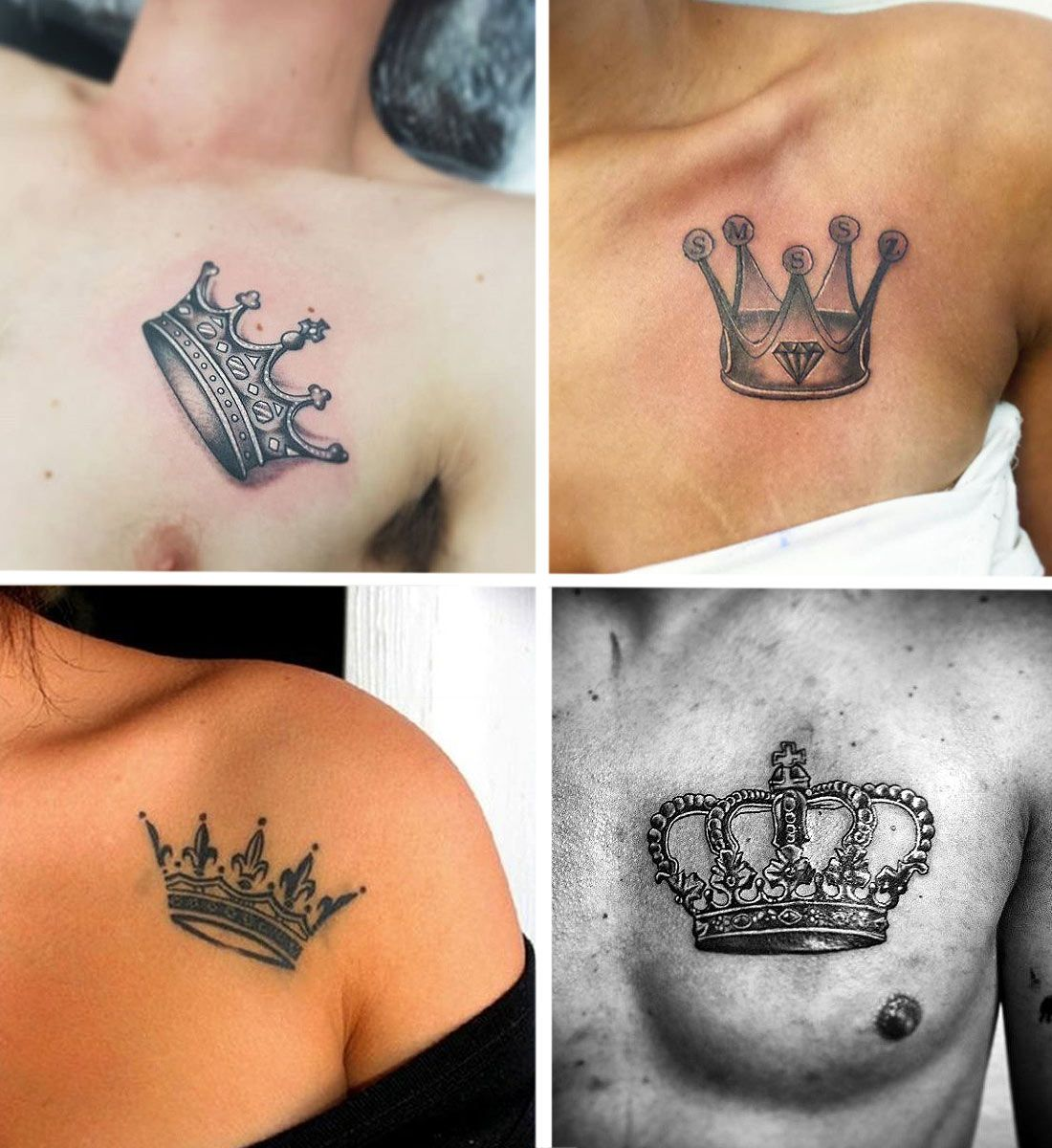 King And Queen Tattoos Best Couple Tattoo Ideas Crown Tattoos For Women Crown Tattoo Queen Crown Tattoo