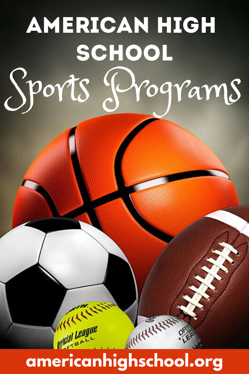 Our Sports Programs Include Baseball Basketball Football Soccer And Track Field Our Partnership In 2020 Sports Programme High School Sports American High School