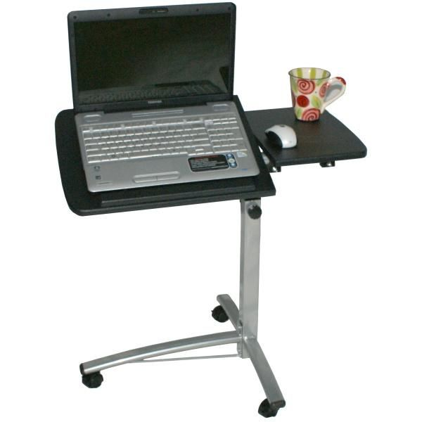 Prohoists Rolling Computer Cart Desk Laptop Bed Chair Table Stand Lt 3 30 Some