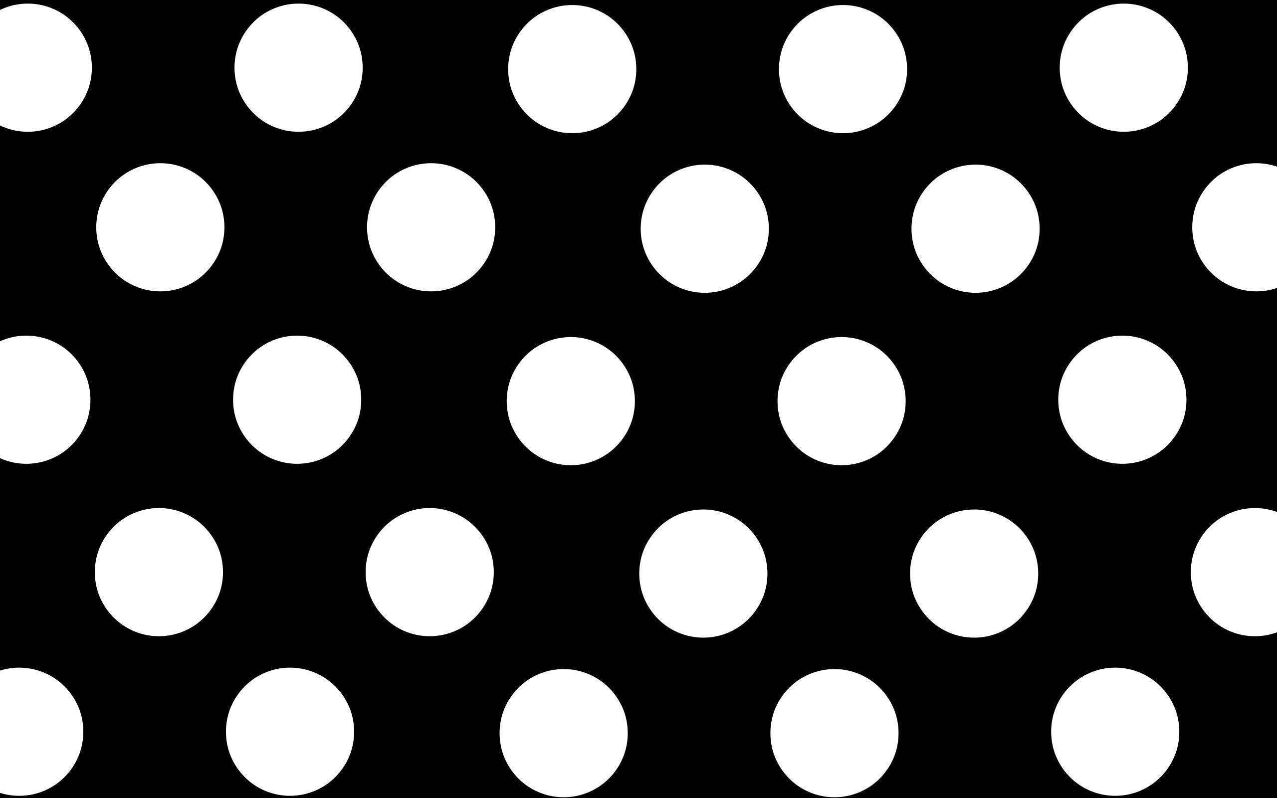 black polka dot background wallpapers hd wallpaper