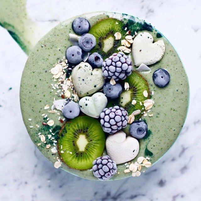 Photo of Matcha Smoothie Bowl #smoothiebowls #breakfast – SMOOTHIE REZEPTE – #Bowl #Bre …