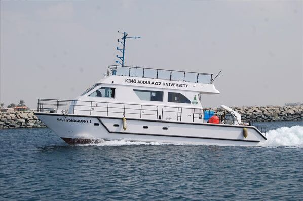 Hydrographer Built For Kink Abdulaziz University Yachtlife Superyacht Yachting Yacht Luxuryyacht Boatlife Yachtclub Fishingboat Patrolboat