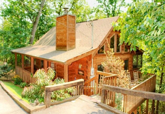 Gentil Hidden Mountain Resort, Great Smoky Mountains, Sevierville, TN | Cabin 5032