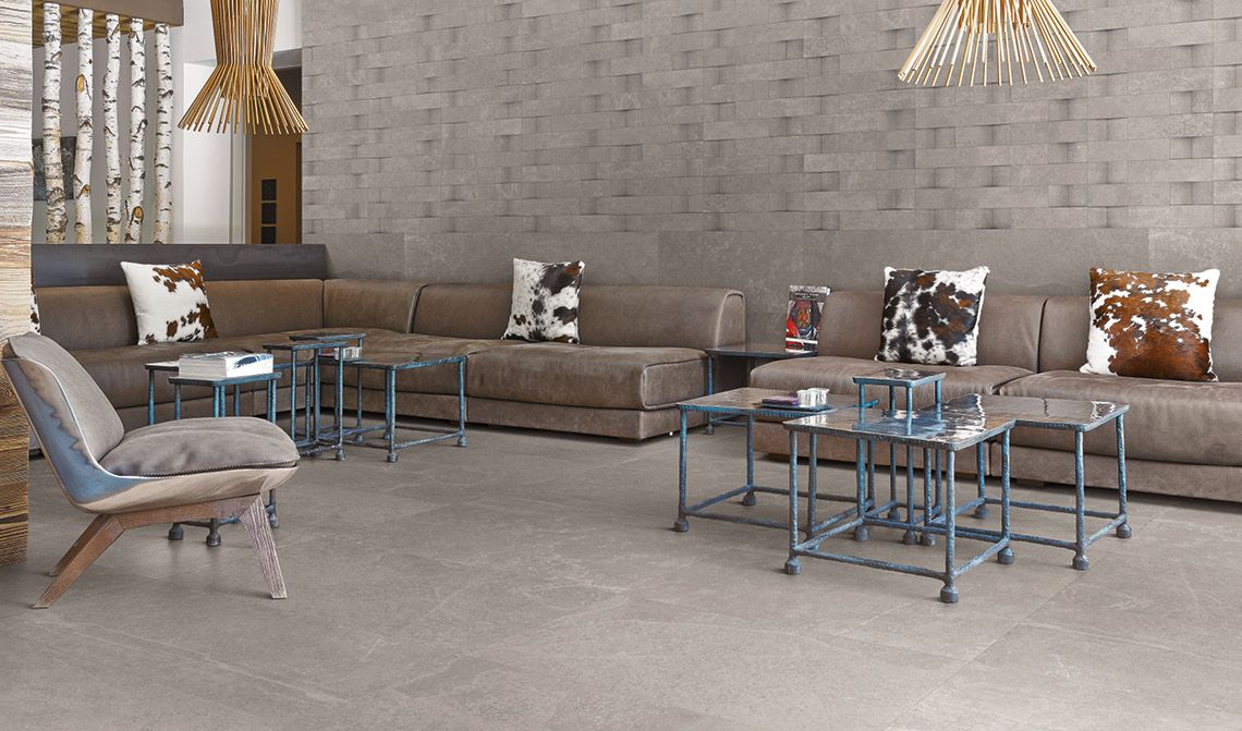 Provence collection groove available from natural tile