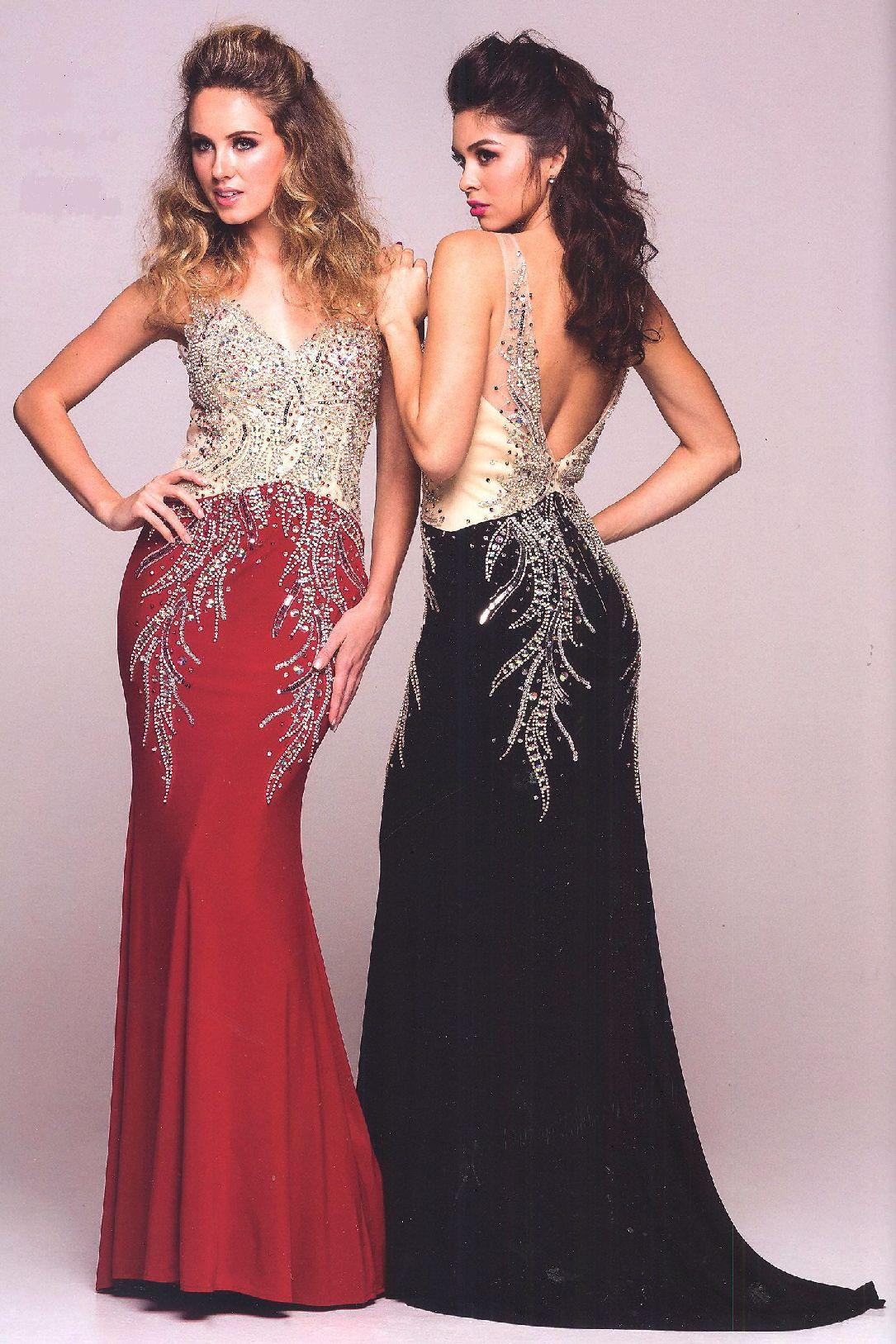 Prom dresses pageant dressesucbrueucbruefull length gown double v