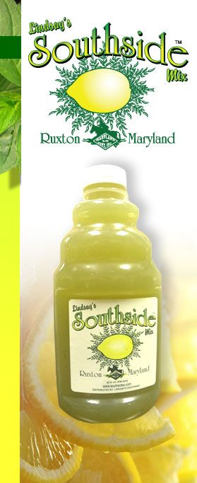 Lindsay S Southside Mix Make Perfect Southsides Everytime Thirsty Thursday Preakness Party Food Science